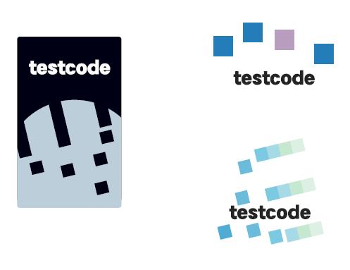 ロゴ:テストコード